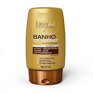 Leave In Forever Liss Banho De Verniz 150G