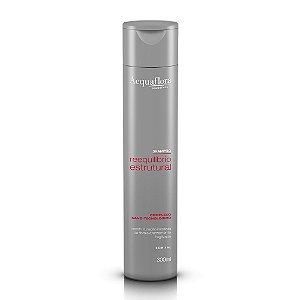 Shampoo Acquaflora Reequilíbrio Estrutural 300Ml