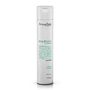 Shampoo Acquaflora Equilíbrio Resíduos 300Ml