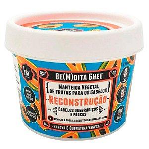 Máscara Lola Bemdita Ghee Reconstrução Papaya E Queratina 100Gr