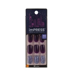 Unhas Kiss Impress NYC Roof Top BIPAM506BR