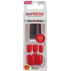 Unhas Kiss Impress Call My Agent FBIP190