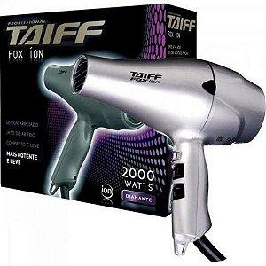 Secador Taiff Fox Ion 2000W 127V