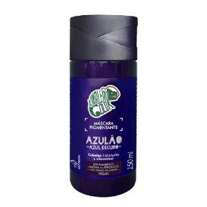 Kamaleão Color Máscara Pigmentante Azulão 150ml