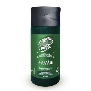 Kamaleão Color Máscara Pigmentante Pavão 150ml