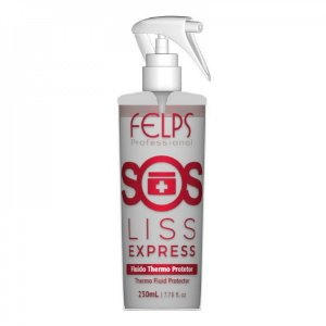 Liss Express SOS Felps Fluido Thermo Protetor 230ml