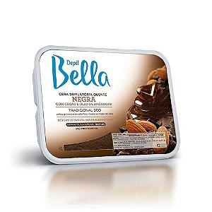 Cera Quente Depil Bella Negra 1Kg