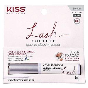 Cola De Cilios Kiss Lash Couture Incolor KLCGL01BR