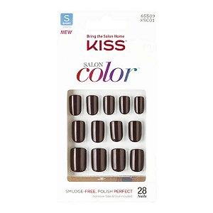 Unhas Kiss Salon Color Vanity KSC01BR