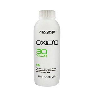 Agua Oxigenada Alfaparf 30 Volumes 90Ml