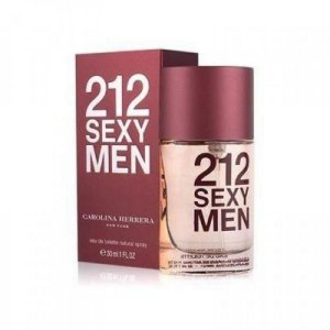 Perfume Carolina Herrera 212 Sexy Men Edt 30Ml
