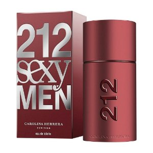 Perfume Carolina Herrera 212 Sexy Men Edt 50Ml