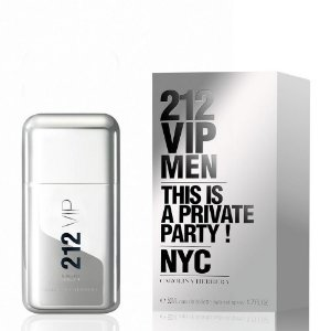 Perfume Carolina Herrera 212 Vip Men Edt 50Ml
