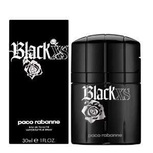 Perfume Paco Rabanne Black Xs Homme Edt 30Ml