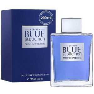 Perfume Antonio Banderas Blue Seduction Edt 200Ml
