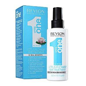 Uniq One Revlon Leave In 10 Em 1 Flor de Lotus 150Ml