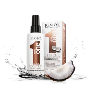 Uniq One Revlon Leave In 10 Em 1 Coconut 150Ml