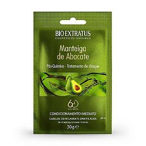 Sache Dose Bio Extratus Manteiga de Abacate Pós Química 30gr
