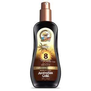Bronzeador Australian Gold Spray Gel Fps 8 237Ml