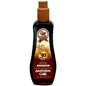 Bronzeador Australian Gold Spray Gel Fps 30 125Ml