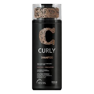 Shampoo Truss Curly 300Ml