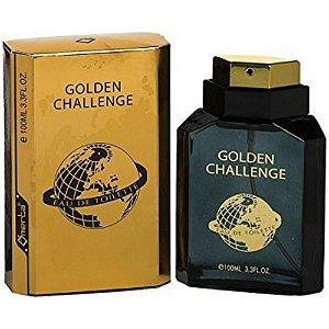 Perfume Golden Challenge Omerta Edt 100Ml