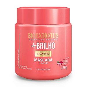 Mascara Bio Extratus Mais Brilho 250gr