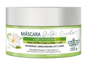 Máscara Flores & Vegetais Detox Capilar 250G