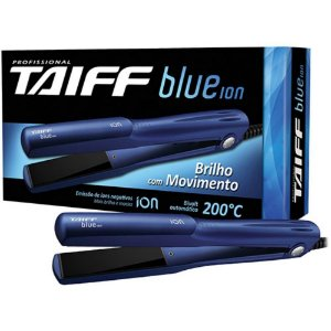 Prancha Taiff Blue Ion
