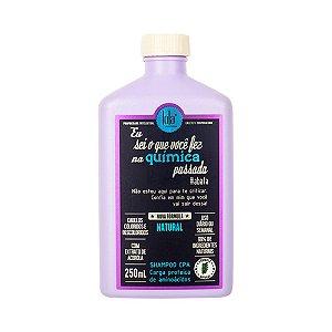 Shampoo Lola Eu Sei O Que Você Fez na Quimica Passada 250ml