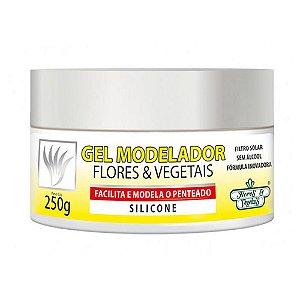 Gel Modelador Flores & Vegetais 250G