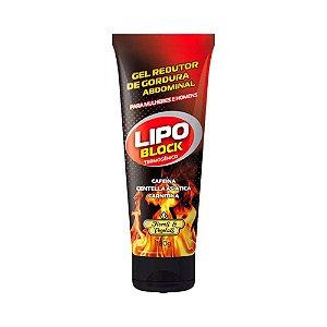 Gel Redutor Lipo Block Flores & Vegetais 180Gr