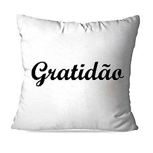 Almofada Gratidão