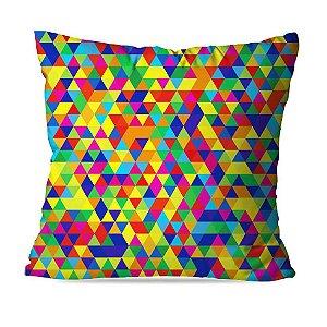 Almofada triangulos
