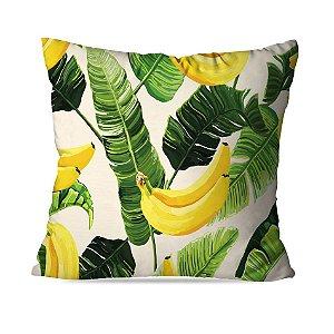 Almofada bananas