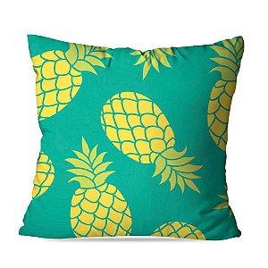 Almofada abacaxi amarelo