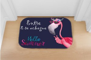 TAPETE DECORATIVO HELLO SUMMER