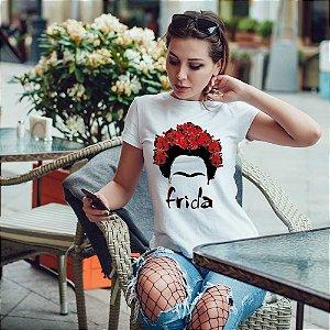 Camiseta T-shirt Feminina Frida K