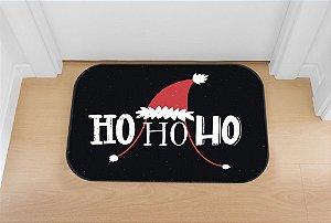 Tapete decorativo Natal Ho Ho Ho