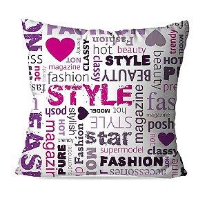 Almofada Fashion Style