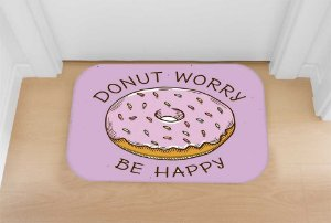 TAPETE DECORATIVO DONUT