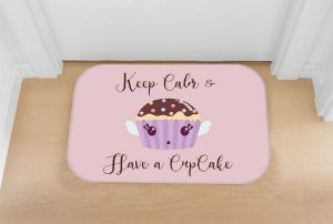 TAPETE DECORATIVO CUPCAKE