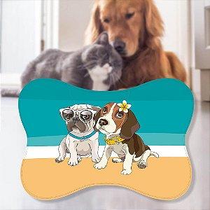 Tapete Pet Amigos pra sempre