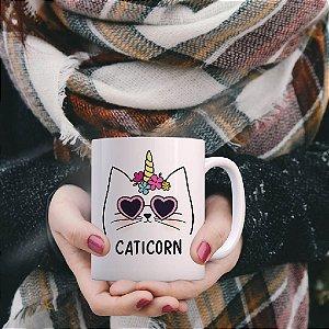 Caneca Caticorn