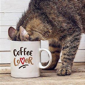 Caneca Coffee Lover