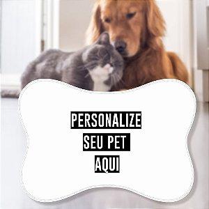 Tapete Pet Personalize Você