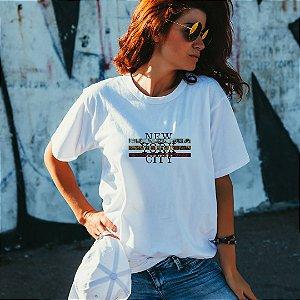 Camiseta T-shirt Feminina York
