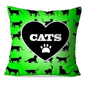 ALMOFADA CATS