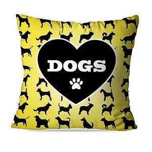CAPA OU ALMOFADAS DOGS 01