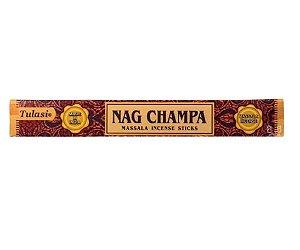 Nag Champa Tulasi - Incenso Indiano Massala